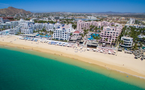 Cabo's Top 5 Beaches Blog Post