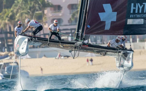Extreme Sailing Series Returns to Cabo Blog Post