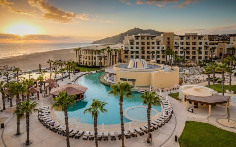 Pueblo Bonito Pacifica Golf & Spa Resort Named on Travel + Leisure's 500 Best Hotels in World List Blog Post