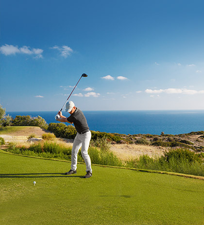 VOTED ONE OF THE WORLD´S 100 GREATEST GOLF COURSES BY GOLF DIGEST