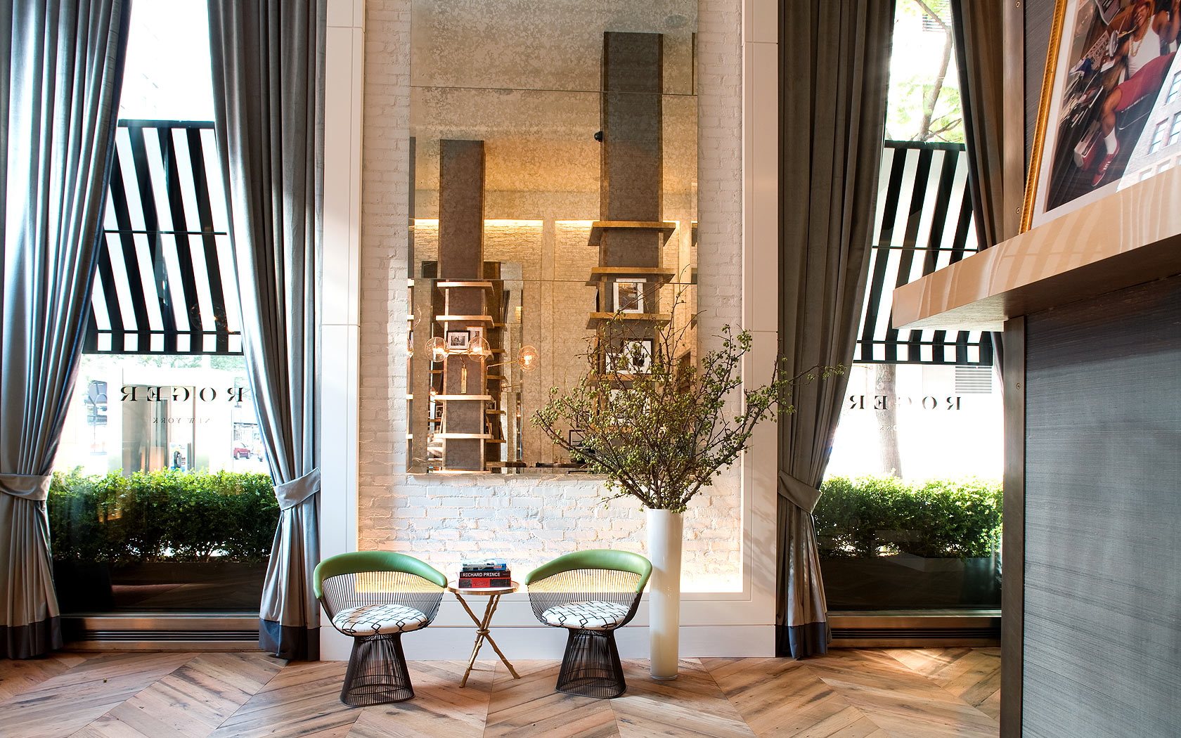 Hotel New Green View New York City Boutique Hotel The Roger New York Hotels In