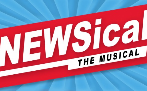 NEWSical the musical banner
