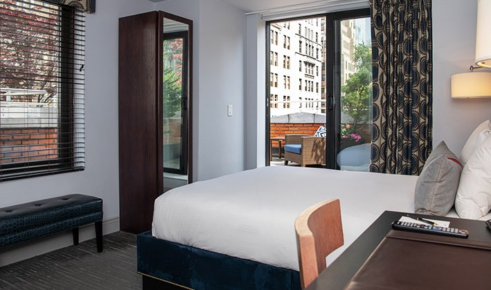 royal new york rooms Premier  Terrace Queen