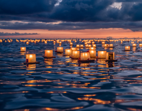 Celebrate a Day of Remembrance with Lantern Float Hawaii