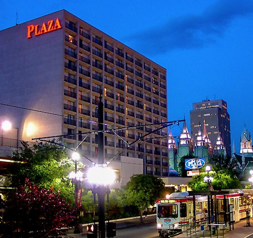 salt lake plaza hotel exterior