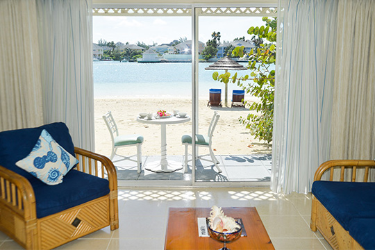 Lagoon Beach Suite