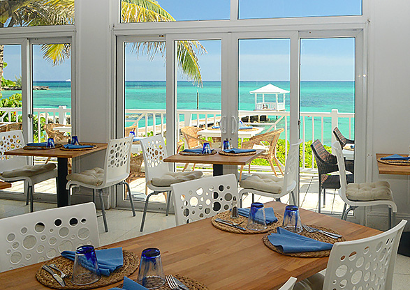 Restaurants In Nassau Bahamas Dining Sandyport Beach Resort