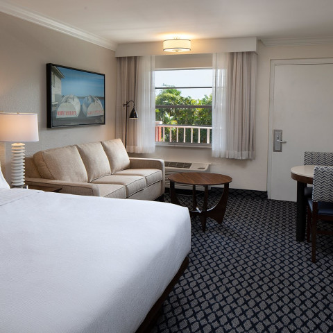 King Guest Rooms