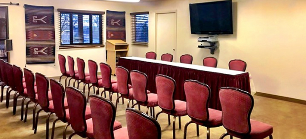 santa fe sage inn meeting boardroom and classroom