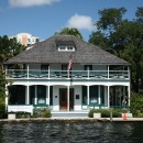 Stranahan House by the lake