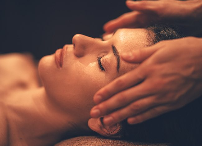 Ladies Full Body Massage