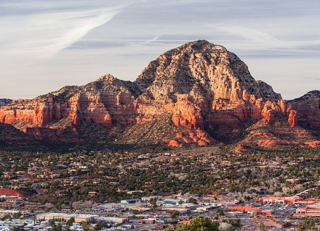 Sedona Rouge Things To Do Attractions airport mesa