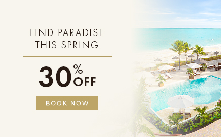 find paradise this spring 30% off