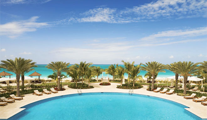 Seven Stars Resort Pool Beach Luxury Resorts In Turks