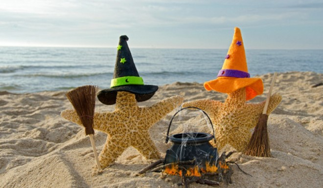 while the weather may not change much in the turks and caicos islands that doesnt stop island revelers from getting into the fall spirit and celebrating