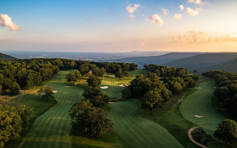 Sewanee Inn golf courses