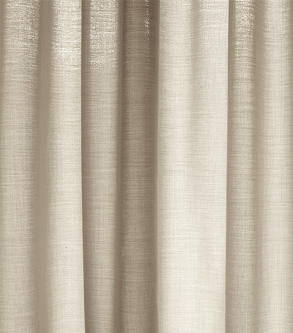 Linen curtain close up texture
