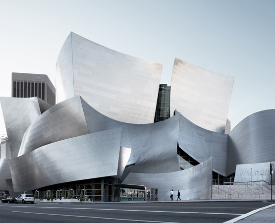 Disney music hall