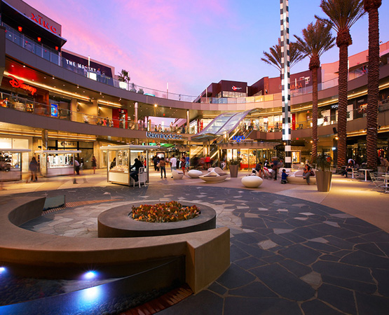 Santa Monica Place Mall