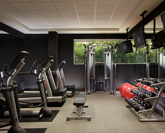SHORE hotel Fitness Center