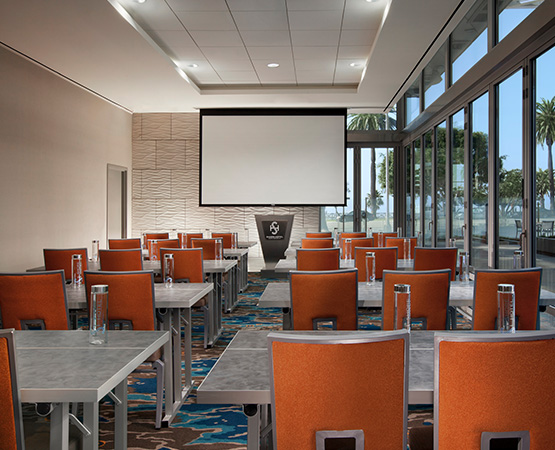 shore hotel Meeting space