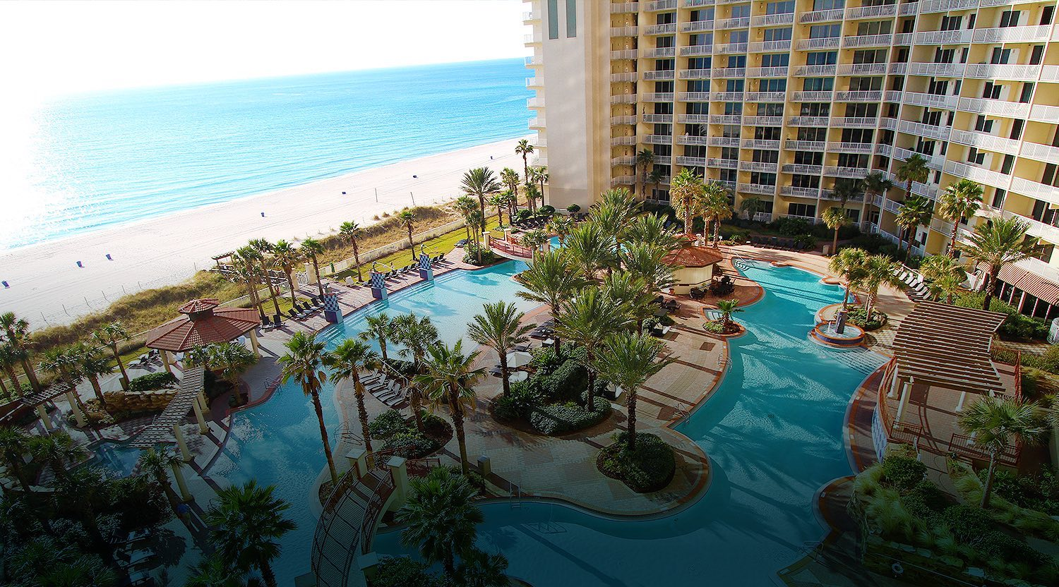 Beachfront Hotels in Panama City Beach  Shores of Panama