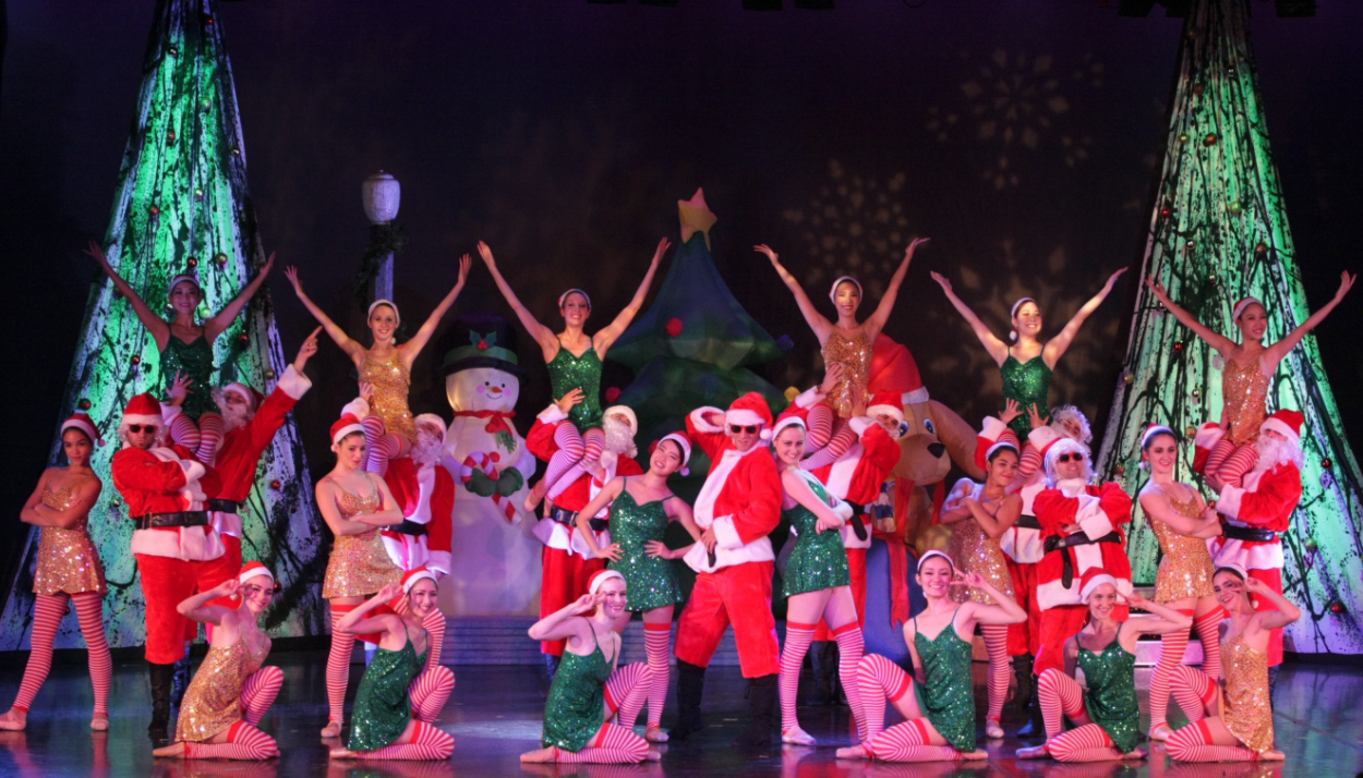 atlantic city ballet christmas show