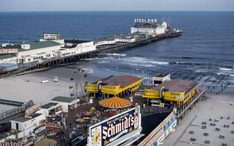 Steel Pier Atlantic City