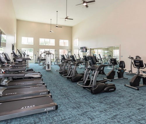Silver collection hotel clubhouse fitness center