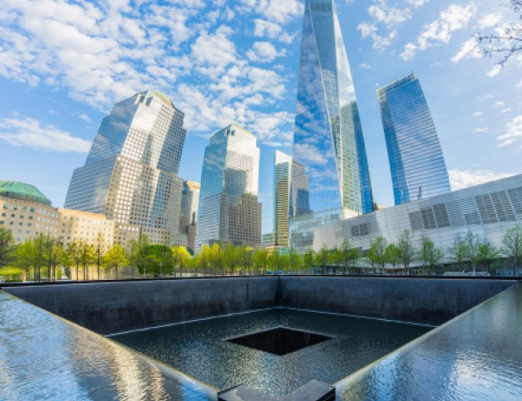world trade center memorial new york