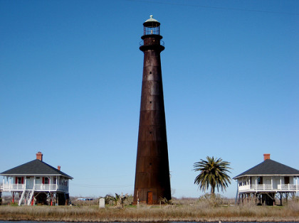 Port Bolivar Lighthouse