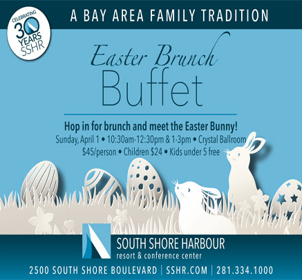 Easter Brunch Buffet Flyer
