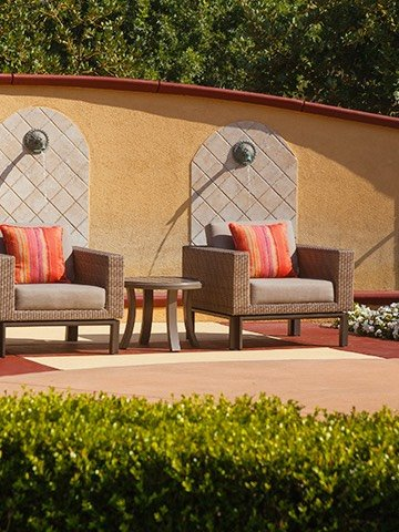 Springhill Suites Patio Chairs
