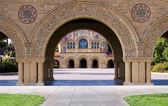 Stanford Park University architecture