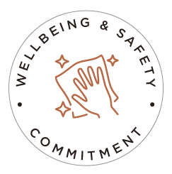Wellbeing & Safety Badge