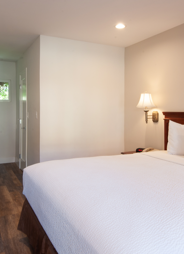 studio city court yard hotel king bed