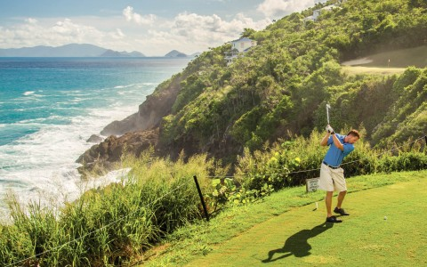 Golf in St. Thomas