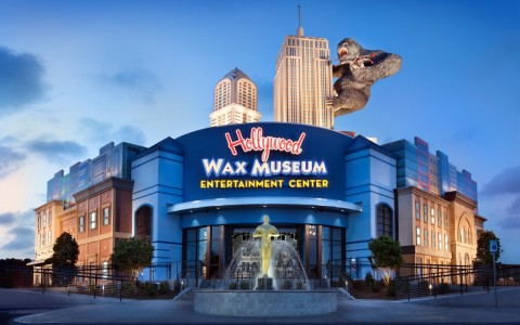 Hollywood Wax Museum in Myrtle Beach