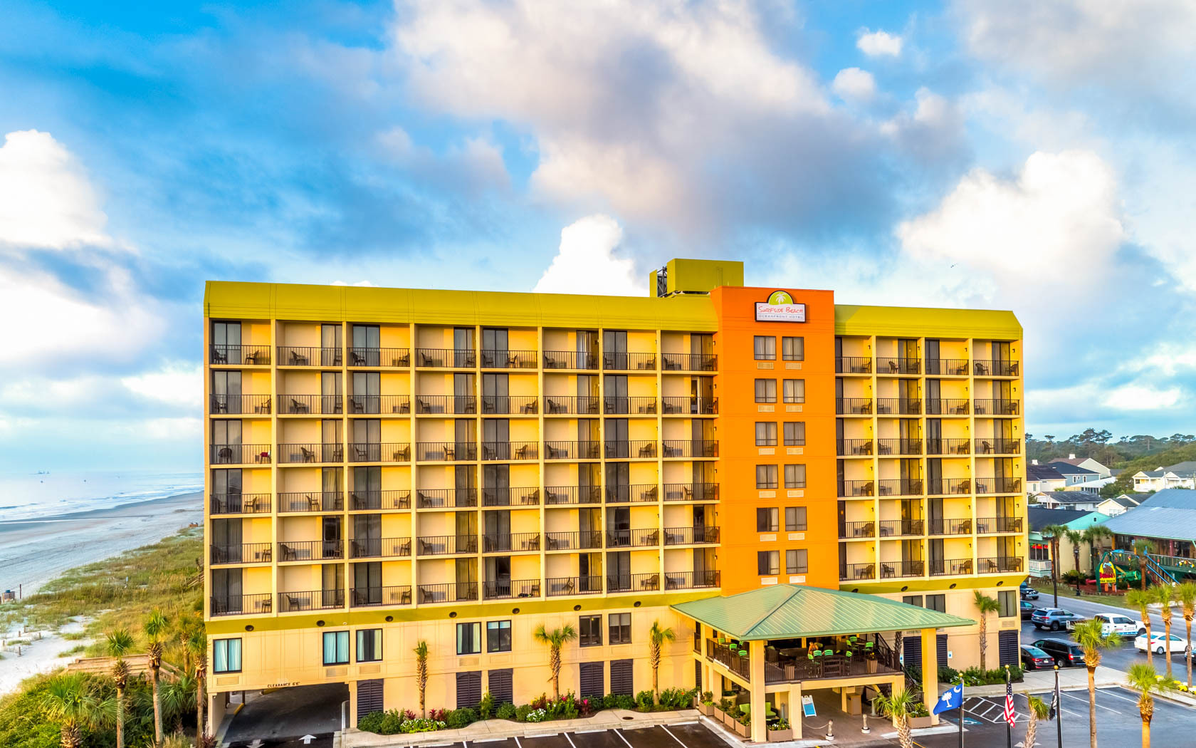 Hotels In Surfside Beach Sc Photos Surfside Beach Resort