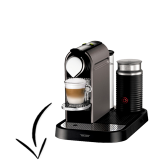 and a Nespresso Coffee Maker (yes, free.. really)