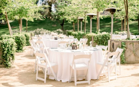 wedding event space outside
