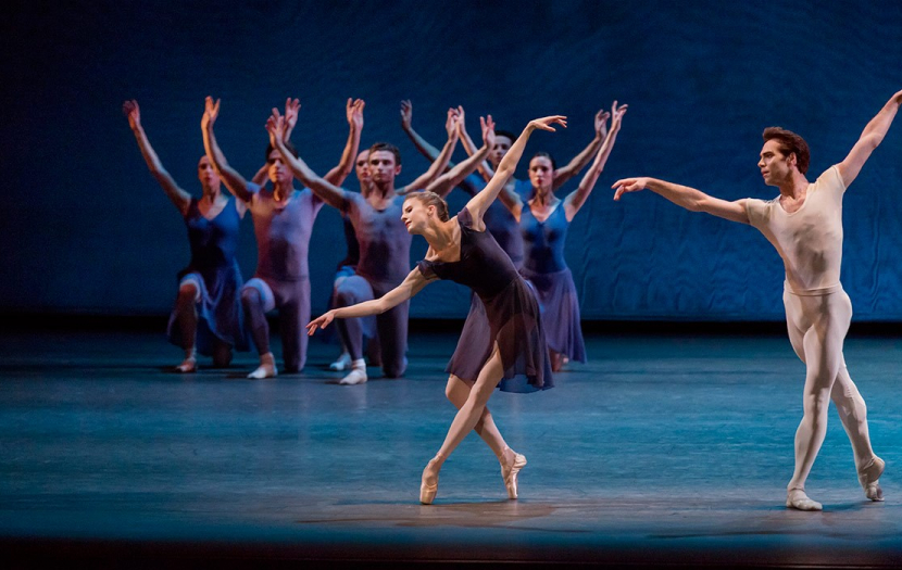 Enhance Your Vacation with Robbins 100 at the New York City Ballet