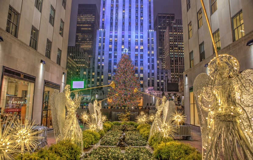 Experience the Magic: Visiting NYC During The Holidays.