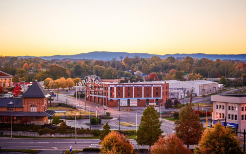 Bristol in Asheville, North Carolina