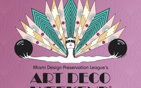 Swing into the Prohibition Era at Miami Art Deco Weekend