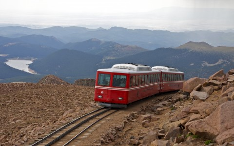 Manitou and Pike's Peak railway