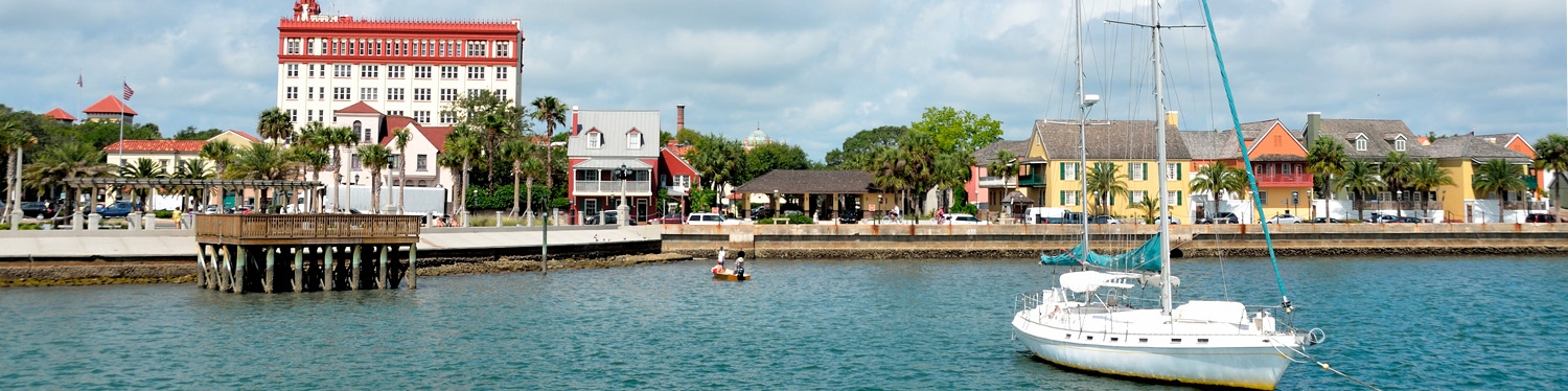 St. Augustine waterfront dining