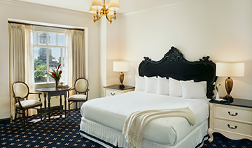 Stay at The French Quarter Inn