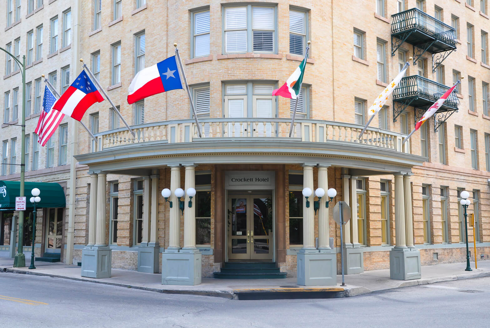 San Antonio Hotels | View Our Photo Gallery | The Crockett Hotel