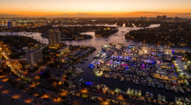 Aerial Fort Lauderdale photo